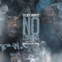 Binky Bandz & EZ Scarz - No Contract mixtape cover art