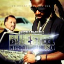 Blue Steel - International Hu$$la mixtape cover art