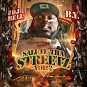 B.Y. - Salute Tha Streetz 2 mixtape cover art