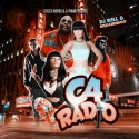 C4 Radio mixtape cover art