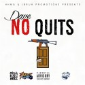 Dave - No Quits mixtape cover art