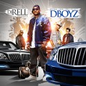 D Boyz (Rick Ross, Jeezy, Plies & Yo Gotti) mixtape cover art