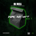 Dope Boy Shit mixtape cover art