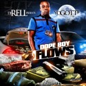 Yo Gotti - Dope Boy Flows mixtape cover art