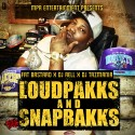 Fat Bastard - Loudpakks & Snapbakks mixtape cover art