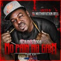 FatBoy Scoob - No Pain, No Gain mixtape cover art
