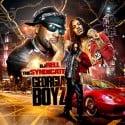 Georgia Boyz mixtape cover art