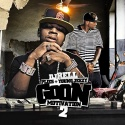Plies & Young Jeezy - Goon Motivation 2 mixtape cover art