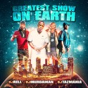 Greatest Show On Earth mixtape cover art