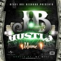 Heavi Boi Records - Hustla Muzik mixtape cover art
