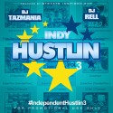 Independent Hustlin 3 mixtape cover art