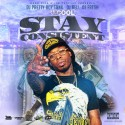 J-Cool - Stay Consistent mixtape cover art