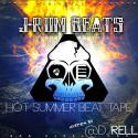 J-Rum Beats - Hot Summer Beat Tape mixtape cover art
