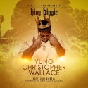 King Biggie - Yung Christopher Wallace mixtape cover art