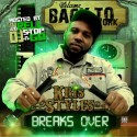 Kris Styles - Breaks Over mixtape cover art