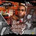 Lil Mal - Live From Shady Oaks 3 mixtape cover art