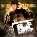 Lil Boosie - Rap Hustlin 6 mixtape cover art