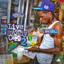 Lil Mal - Live From Shady Oaks 2 mixtape cover art