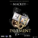 Mackey - Pavement mixtape cover art