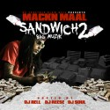 Mackn Maal - Sandwich Bag Muzik 2 mixtape cover art