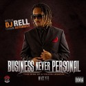 Maclyfe - Business Never Personal mixtape cover art