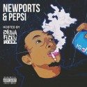 MD - Newports & Pepsi mixtape cover art