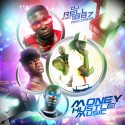 Money, Hustle & Music mixtape cover art