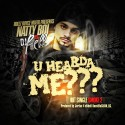 Natty Boi - U Hearda Me? mixtape cover art
