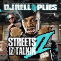 Streets Iz Talkin, Part 2 mixtape cover art