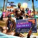 Plies & Rick Ross - Barrel Brothers mixtape cover art