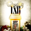 Quantity 180 mixtape cover art