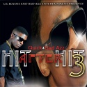 Quick & Lil Boosie - Hit After Hit 3 mixtape cover art