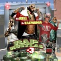 Rap Hustlas 3 mixtape cover art