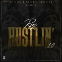 Rap Hustlin 1.0 mixtape cover art