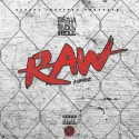 Raw Tunez mixtape cover art