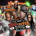 #RedRiverRivalry 2K11 mixtape cover art