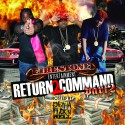 Return To Command 2 mixtape cover art