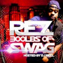 Rez - 300 Lbs Of Swag mixtape cover art