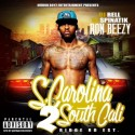 Ron Beezy - South Carolina 2 South Cali mixtape cover art