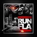 Run FLA mixtape cover art