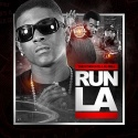 Run LA mixtape cover art