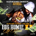 Screwww & Yung Damon - Big Homie Lil Homie 2 mixtape cover art
