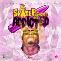 Skate P - #Addicted mixtape cover art