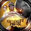 Speakerboxxx mixtape cover art