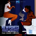 Starvin Marvin - Newports & Pepsi (2nd Hand Smoke) mixtape cover art
