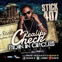 Stick 407 - Ridin' In Circles 3 mixtape cover art