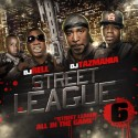 Street League 6 mixtape cover art