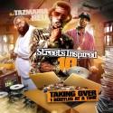 Streets Inspired 10 mixtape cover art
