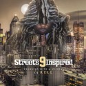 Streets Inspired 9 mixtape cover art