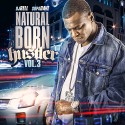 Supa Dave - Natural Born Hustler 3 mixtape cover art